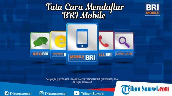Login Internet Banking Bri Ib Bri Co Id Cara Daftar Bri Mobile Melalui Atm Dan Kantor Cabang Bri Tribun Sumsel