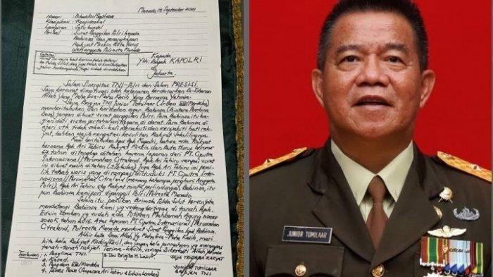 Nasib Brigjen TNI Junior Tumilaar Usai Menulis Surat Terbuka Untuk Kapolri dan Viral di Medsos