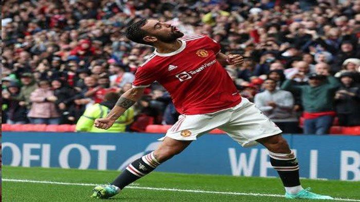 Daftar Lengkap Skuad Pemain Manchester United di Liga Inggris Musim 2021/2022