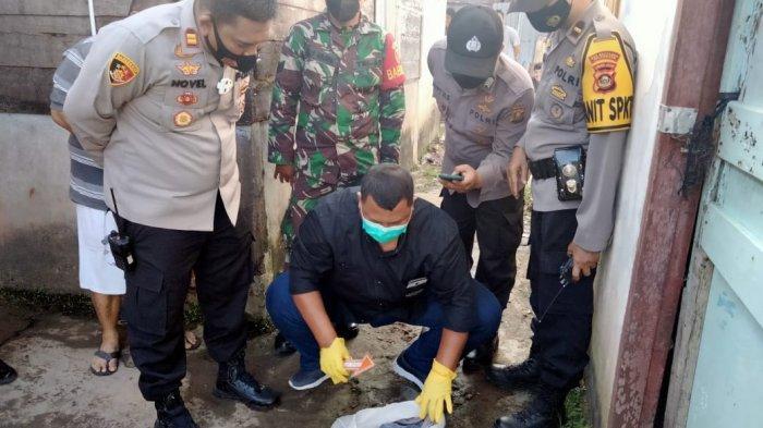 Breaking News: Ada yang Buang Bayi Laki-laki di Plaju Palembang, Kondisinya Sangan Mengenaskan
