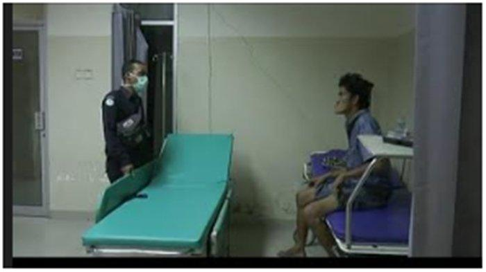 Saling Tatap, Pria Mabuk di Palembang Dikeroyok 10 Orang, Luka Bacok di Kepala dan Tubuh Belakang