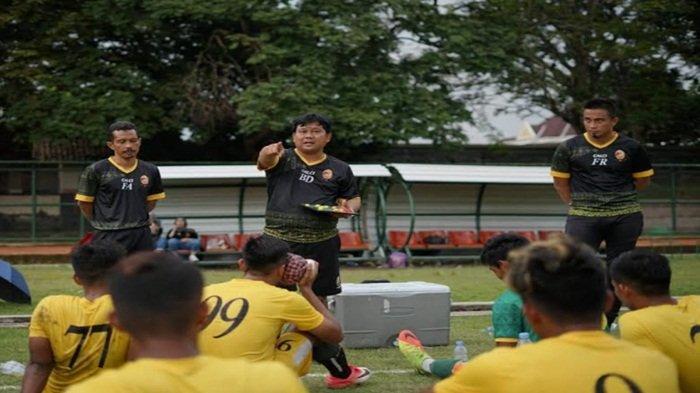 Ingin Kembangkan Talenta Muda yang Ada di Sumsel, Berikut Cara yang Bakal Dilakukan Sriwijaya FC
