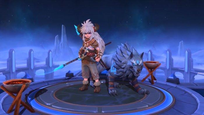 Build Hero Popol dan Kupa, dari Top Player Mobile Legends, Bisa Buat Slow Lawan Plus Damage