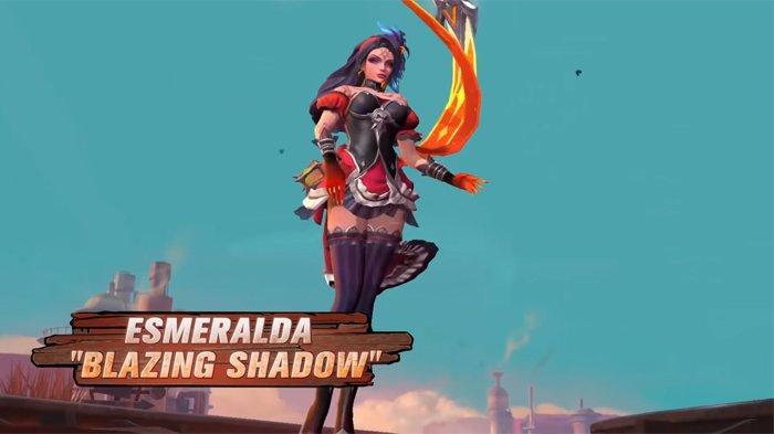 Build Item Esmeralda Full Power Tersakit dan Terkuat 2021 dari Top 1 Global Mage Mobile Legends