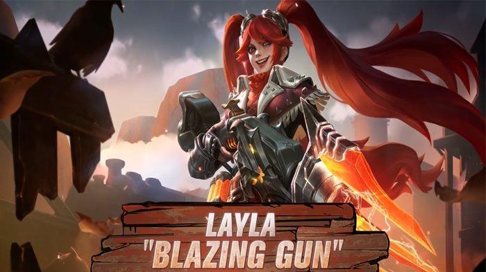 Build Item Layla Tersakit 2021 Dari Top 1 Gobal Marksman Mobile Legends, Wajib untuk Dicoba
