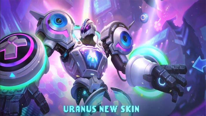 Build Hero Tank Uranus Paling GG, Terkuat Susah di-Kill, Plus Damage Tanpa Ampun