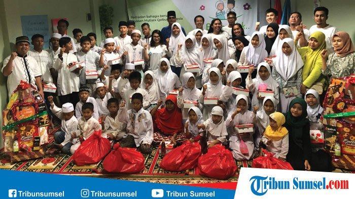 Berbagi di Bulan Ramadan, Pinjam Yuk Buka Puasa Bersama Yayasan Mutiara Qolbu Indonesia