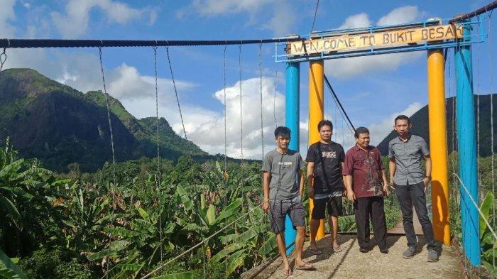 Wisata Bukit Besar Lahat Terus Bersolek, Akan Dilengkapi Banyak Fasilitas Tambahan