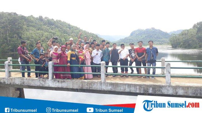 Wisata Bukit Layang Di Muratara Mulai Dilirik Wisatawan Begini Penampakan Lokasinya Indah Banget Tribun Sumsel