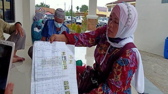 4 Tahun Sertifikat Tanah Tidak Selesai, 65 Warga Mengadu ke Polres OKI, Ini Kata BPN