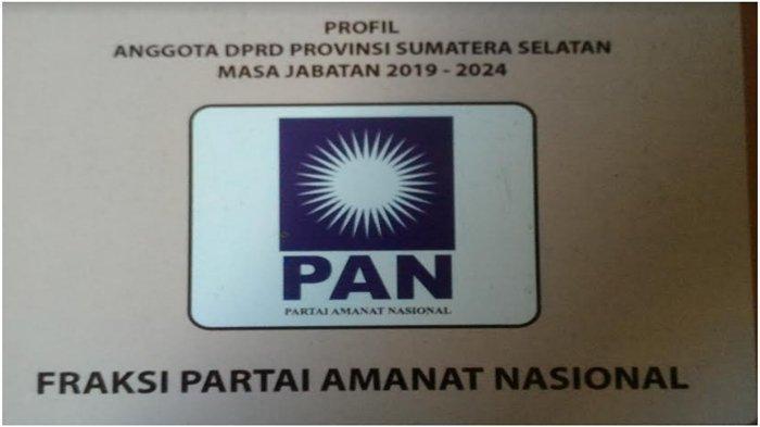 Profil 5 Anggota Fraksi PAN DPRD Sumsel, Ada Adik Hatta Rajasa Hingga Menantu Herman Deru