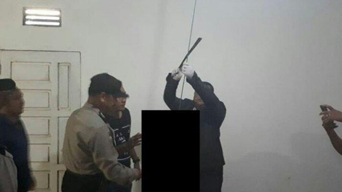 Inilah Dugaan Penyebab Bambang dari Kalidoni Palembang Bunuh Diri, Frustasi Turun Jabatan