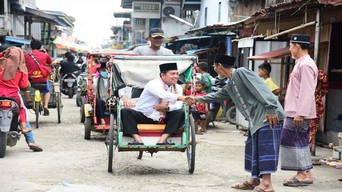 Safari Ramadhan, Bupati Banyuasin : Desa Sungsang II Potensi Terbesar Desa Wisata