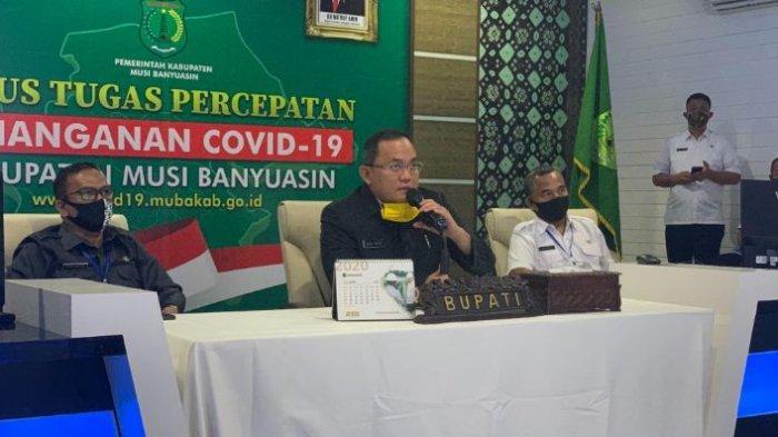 Berikan Konten Positif, Media Sosial Bupati Muba Raih Influencer Good Content Award Againts Covid-19