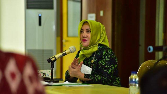 Bupati Musi Rawas Terima Sertifikat SK Varietas Padi Lokal Oleh Kepala Batan