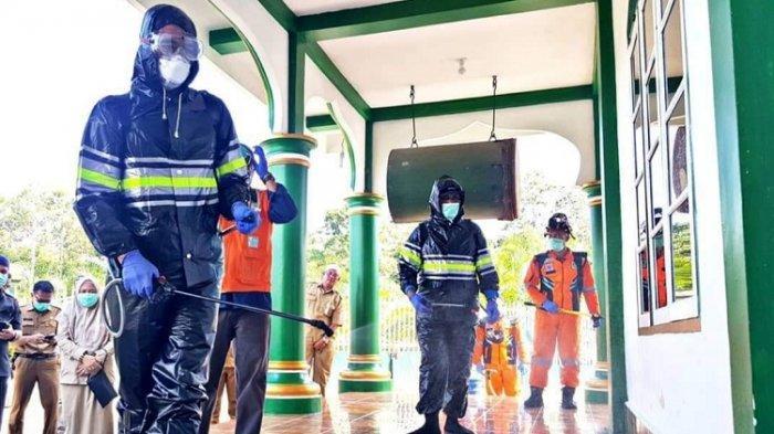 Jangan Semprot Disinfektan Langsung ke Badan Seseorang, Bahaya! Ini Penjelasan WHO Indonesia