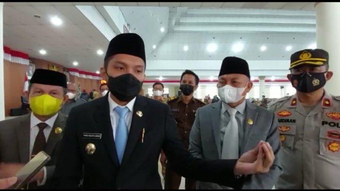 Bupati Ogan Ilir Panca Wijaya Bakal Pilih Sekda Defenitif, Tunggu Tanggal 13 September