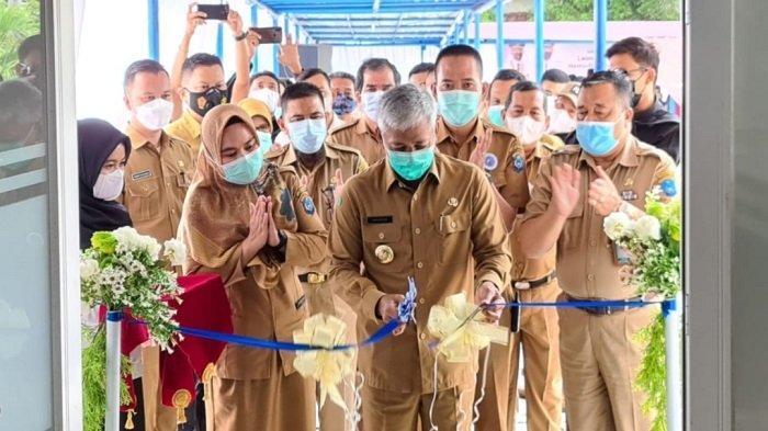 Iskandar Melaunching Layanan Cuci Darah di RSUD Kayuagung