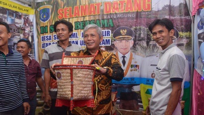 Kerja Kolektif di Kabupaten Ogan Komering Ilir, Kelola Lahan Gambut Berkelanjutan