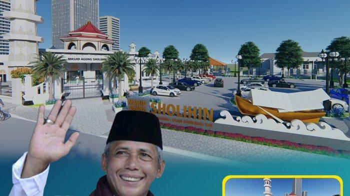 H Iskandar SE Inisiasi Masjid Agung Sholihin Jadi Pusat Kajian Islam dan Wisata Religi .