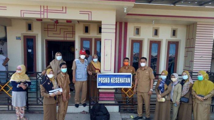 Iskandar SE Minta Instansi Lintas Dinas Bantu Korban Kebakaran di Tulung Selapan