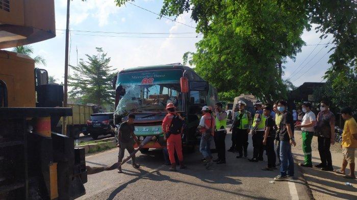 Tabrakan Beruntun di Palembang, Kesaksian Penumpang: Mobil Tangki Minyak Dua Kali Menabrak