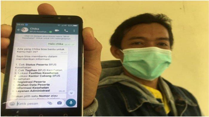 Butuh Info BPJS Kesehatan? Chat ke CHIKA Saja