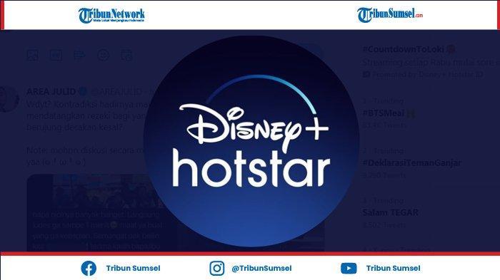 Cara Daftar Disney Plus Hotstar Langsung Melalui Aplikasi, Untuk Nonton Film Eksklusif