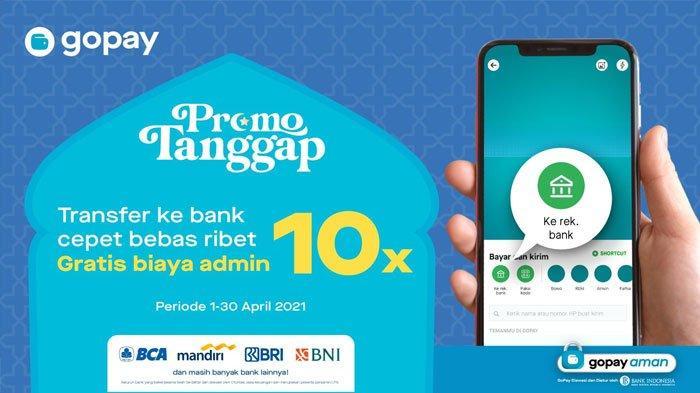 Cara Dapatkan Promo Transfer GoPay Ke Bank Gratis Biaya Admin,Cara Transfer GoPay ke Rekening