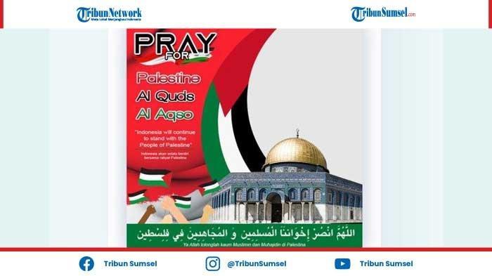 Quotes Dukungan Palestina Dari Berbagai Tokoh Dunia, Bisa Dijadikan Status Medsos FB, IG dan Twitter