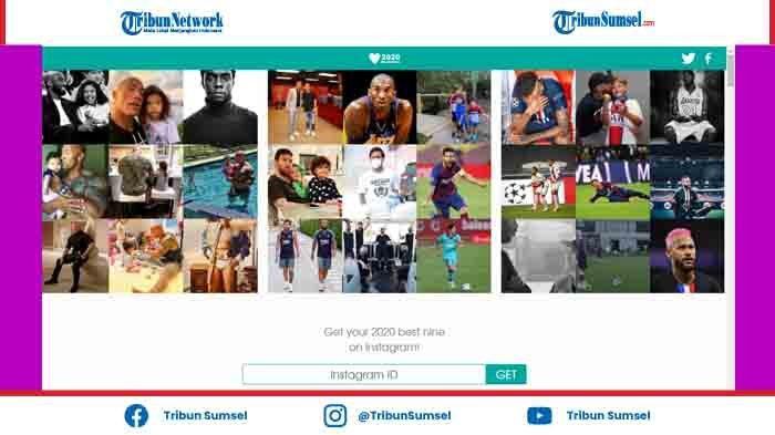 Cara Membuat Best Nine 2020 Instagram di HP Android dan IOS Tanpa Aplikasi, Mudah dan Simpel