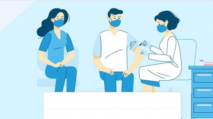Tahun 2022 Bakal Ada Program Vaksinasi Mandiri untuk Masyarakat Mampu, Ini Penjelasan Sri Mulyani