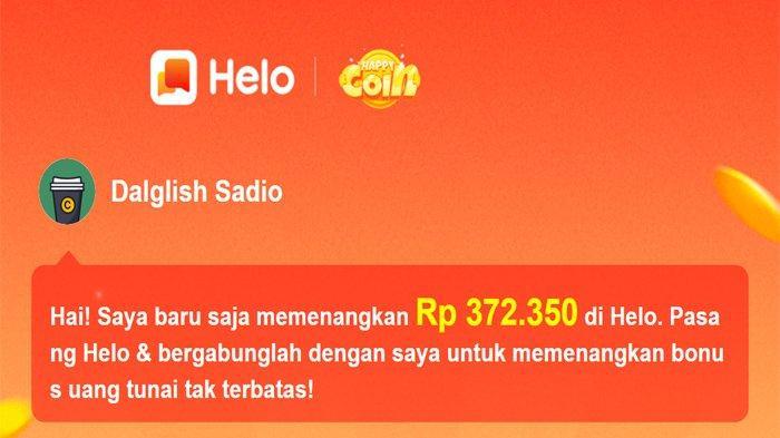 Cara Mendapatkan Uang Via Kode Referral di Aplikasi Helo
