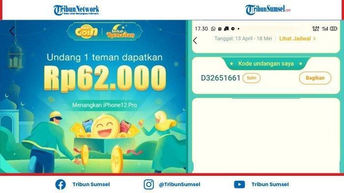 Cara Mengundang Teman Helo Dapat Rp 62.000, Aplikasi Penghasil Uang Saldo Dana Terbaru 2021