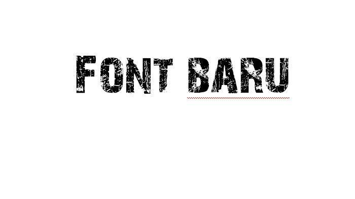 Cara Menambahkan Font di Komputer Windows dan Miccrosoft Word, Ini Langkah-langkahnya