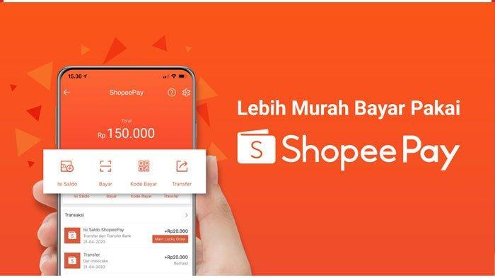 Cara Top Up Shopeepay Lewat ATM (BRI, BNI, Mandiri, BCA) LinkAja, Alfamart dan Indomaret