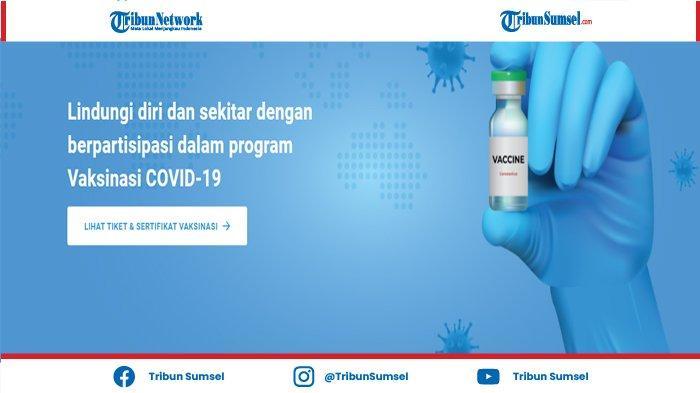 Cara Unduh Sertifikat Vaksin Covid-19 Digital, Bagi Masyarakat yang Telah Divaksin