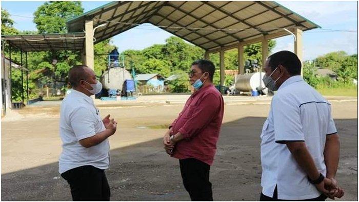 Paslon Syarif-Surian Akan Bangun Pabrik Aspal Karet di Muratara Seperti Muba, Harga Karet Bisa Naik