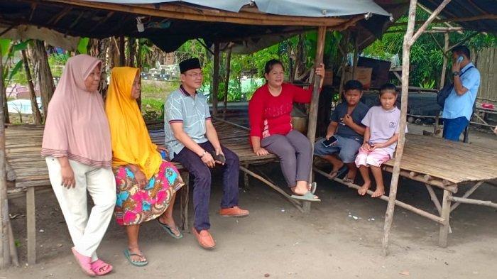 Sapa Warga di Wilayah TPS PSU, Cawabup PALI Serahkan Pilihan Pada Masyarakat