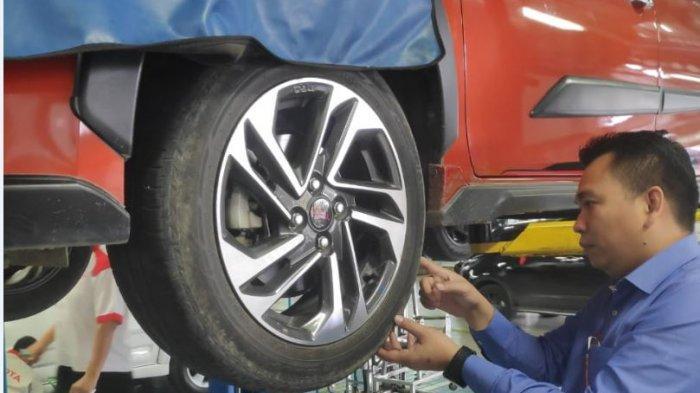 Sering Jadi Penyebab Kecelakaan, Jangan Sembarangan Tambah atau Kurangi Tekanan Udara Ban Mobil