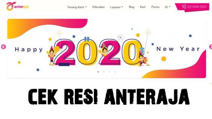 Cek Resi Anteraja.id Tokopedia Mudah dan Cepat, Bisa Cek Tarif Pengiriman Paket ke Semua Daerah