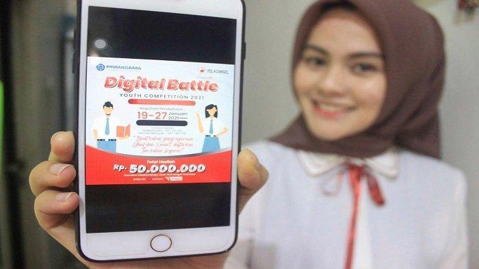 """Telkomsel Hadirkan Program Cerdas Cermat """"Digital Battle Youth Competition 2021"""" - cerdas-cermat-telkomsel.jpg"""