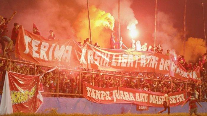 Lirik Lagu Chants dan Anthem Supporter PSM Makassar, Berjuanglah PSMku, Paentengi Sirinu