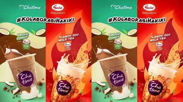 Sasa dan Chatime Hadirkan Menu Spesial bagi Penggemar Minuman Kekinian di Indonesia
