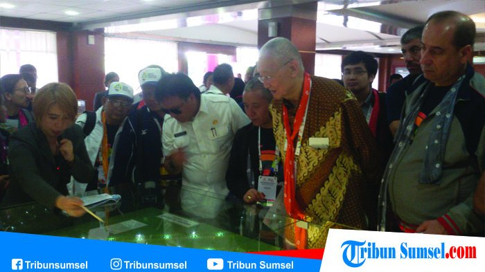 Chef de Mission Peserta Asian Games Tinjau JSC