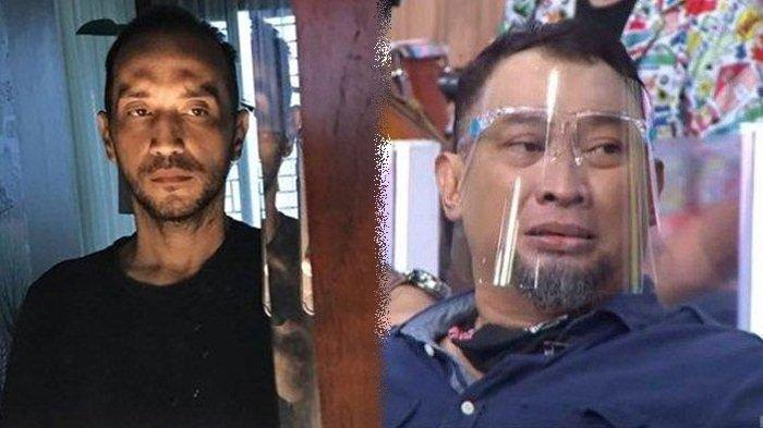 Wajah Tirus Gary Iskak Jatuh sakit, Tangis Chef Aryo Pecah Ingat Kondisi Sahabat : Kita Udah Janji