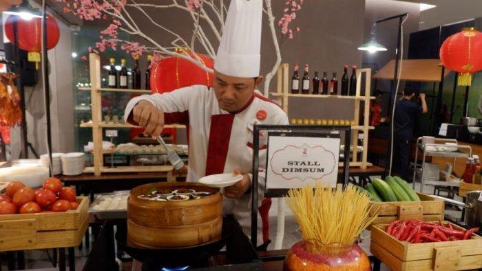 Anda Pecinta Chinese Food? Nikmati Makan Sepuasnya Rp 125 Ribu di The Zuri Hotel Palembang