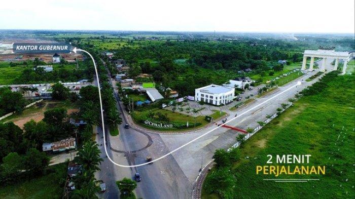 CitraLand Palembang, Properti Paling Prospek 2021