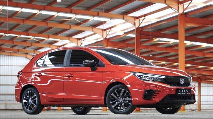 Harga Honda City Hatchback RS Mulai Rp 289 Juta,  Langsung On The Road