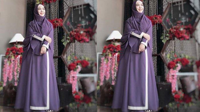 Contoh Baju Gamis Terbaru Dengan Harga Murah Dan Model Yang Kekinian November 2019 Tribun Sumsel